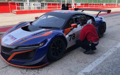 Scatta da Monza la nuova sfida di Jacopo Guidetti nel Campionato Italiano Gran Turismo