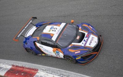 Pole position e podio per Jacopo Guidetti all'esordio nel GT Italiano