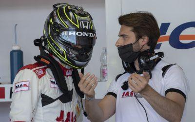 Jacopo Guidetti pronto per l'esordio nell'International GT Open a Monza