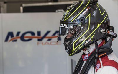 Jacopo Guidetti pronto per la sfida di Imola nel GT Italiano