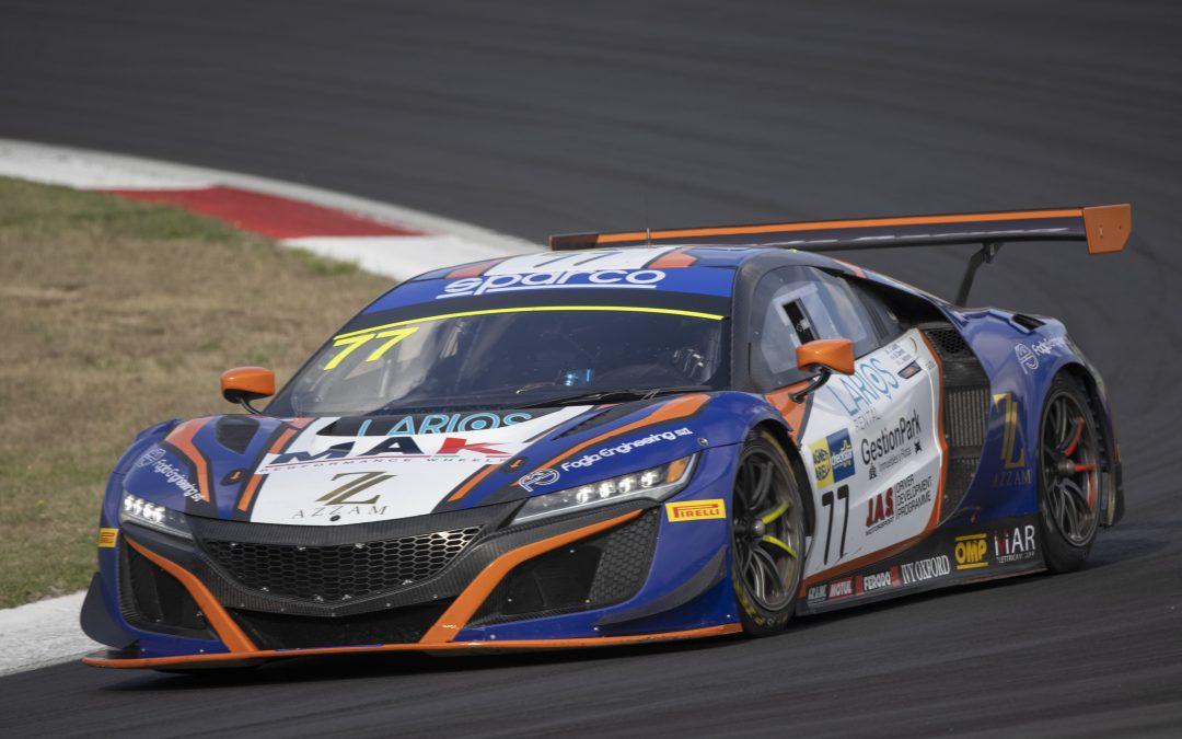 Successo in classe GT3 Am per Jacopo Guidetti al debutto nel CIGT Endurance